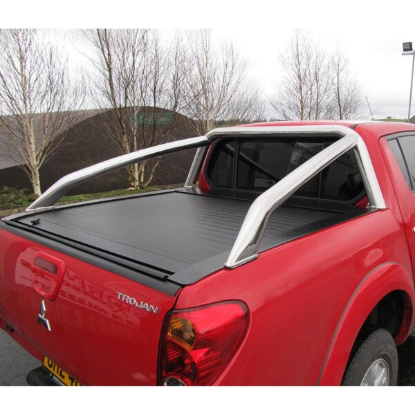 MITSUBISHI L200 ROLL BAR - STAINLESS