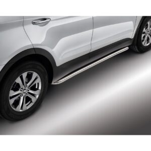 HYUNDAI SANTA FE 2012 - 2018 - EGR STAINLESS STEEL SIDE STEPS