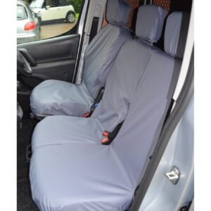 Berlingo Partner Seat Covers - Grey