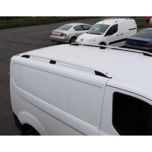 FORD TRANSIT CUSTOM 2013 ON - SWB - ALUMINIUM ROOF BARS RAILS