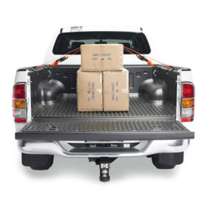 Ford Ranger 2012 on load bed liner - OVER RAIL