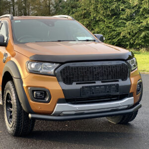 Ford Ranger - EGR dark smoke bonnet guard protector