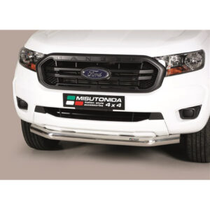 Ford Ranger Spoiler Bar - stainless steel