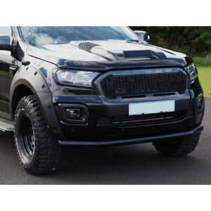 Ford Ranger Spoiler Bar - Black