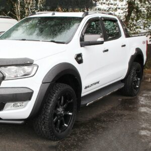 Ford Ranger EGR Wheel Arches Matte black