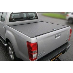Isuzu D-Max Armadillo Tonneau Roll Top Cover