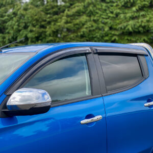 Mitsubishi L200 Series 5-6 Wind Deflectors
