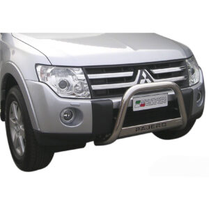 Mitsubishi Pajero EC Approved Front Bar 63mm