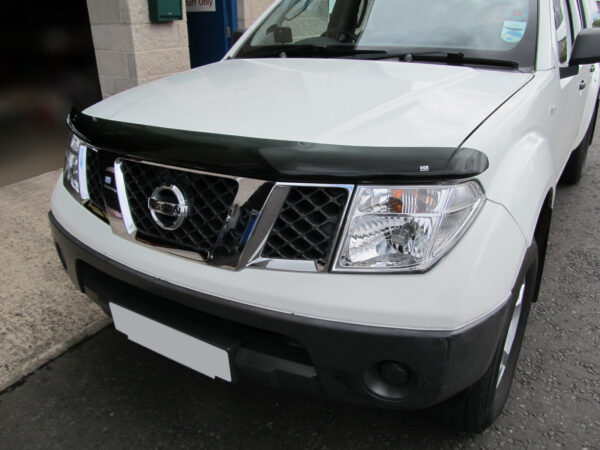 Nissan Navara D40 Bug Guard