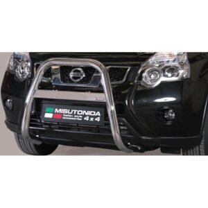 Nissan X-Trail front a-bar bull bar - stainless