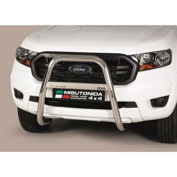 Ford Ranger Stainless steel front a-bar