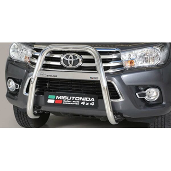 Toyota Hilux 2016 on High A-Bar SS 63mm
