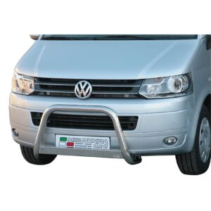 VW TRANSPORTER T5 FRONT A-BAR STAINLESS