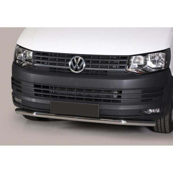 VW TRANSPORTER T6 FRONT A-BAR STAINLESS