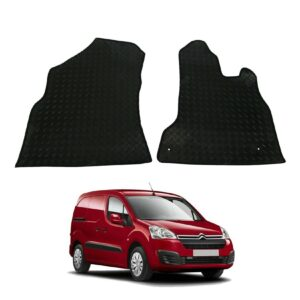 citroen berlingo rubber floor mats