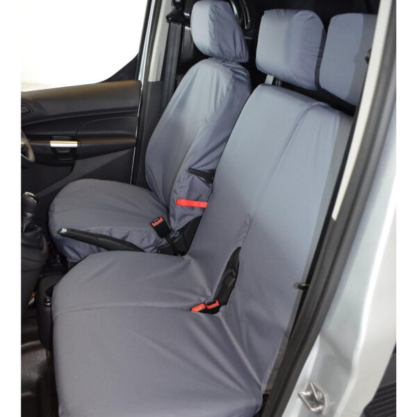 connect seat covers 2014-2018 grey