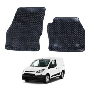 ford connect 2014 on tailored fit rubber mats