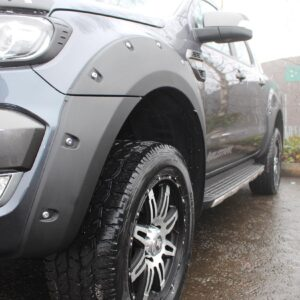 FORD RANGER BOLT-ON LOOK WHEEL ARCHES