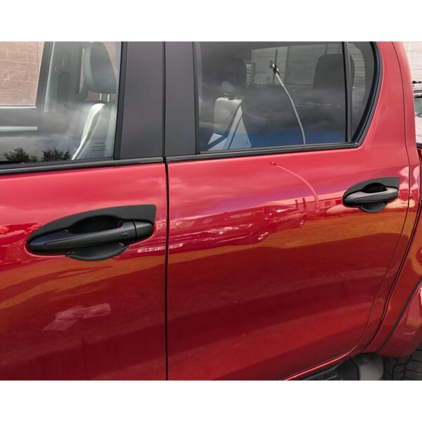 TOYOTA HILUX DOOR HANDLE INSERTS COVERS