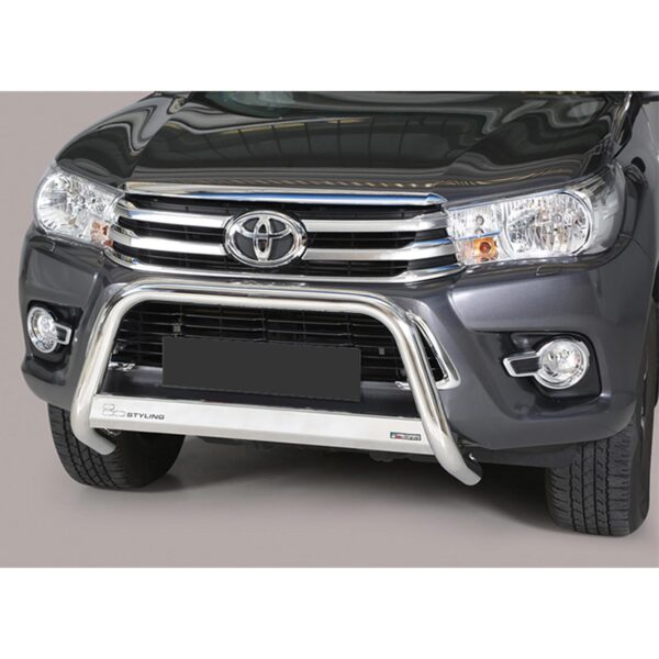 TOYOTA HILUX FRONT A-BAR 02