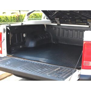 VW AMAROK LOAD BED MAT RUBBER