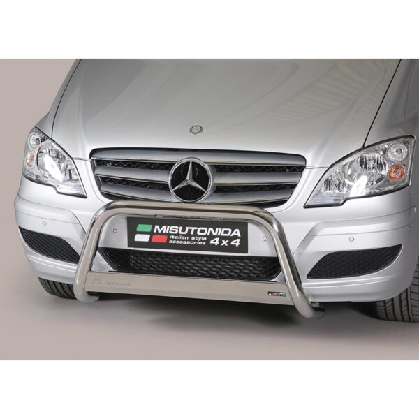 MERCEDED VITO W639 A-BAR STAINLESS