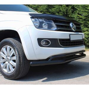 Amarok spoiler bar double black