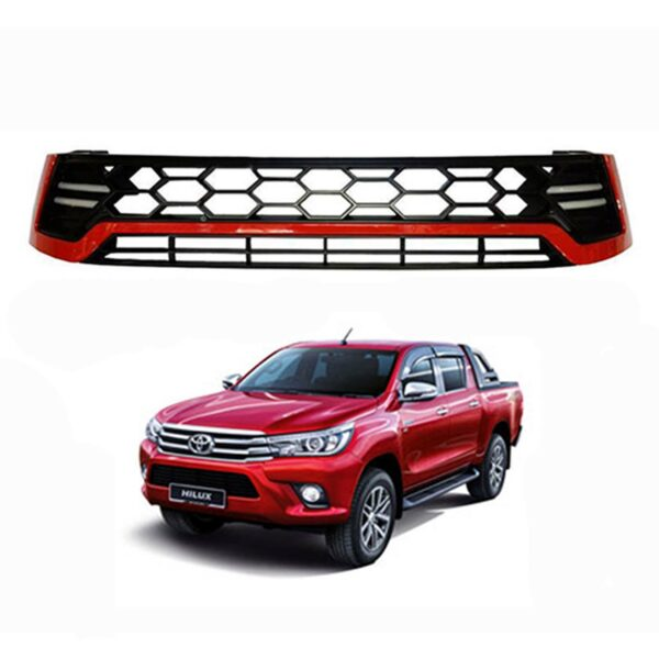 Toyota Hilux 2016 on Grille
