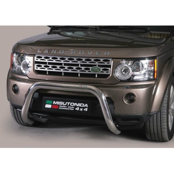 Land Rover Discovery 4 EC Approved A-Bar 76mm