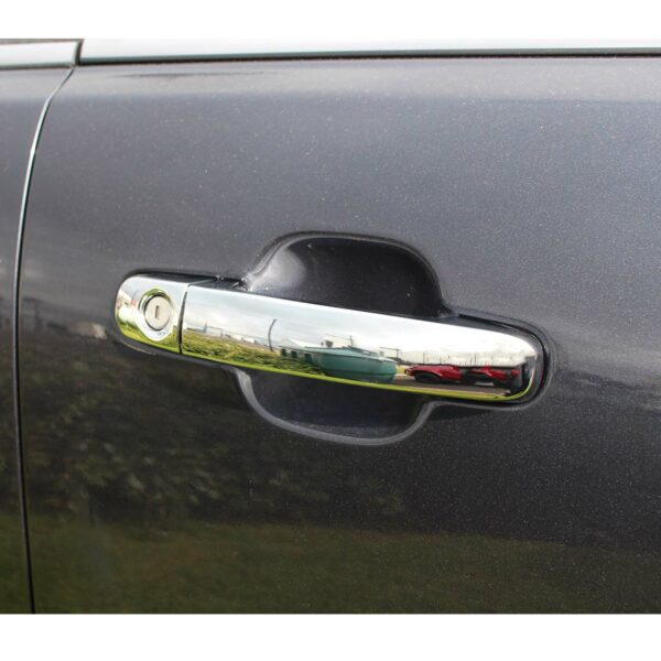 ford ranger door handle covers chrome