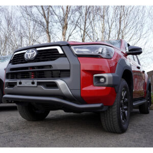Hilux front bull bar
