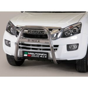 Isuzu-D-Max High Front A Bar ss