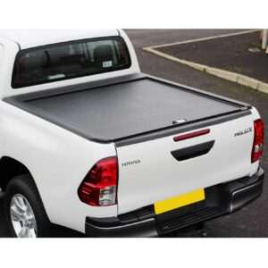Toyota Hilux Armadillo Roll Top Cover