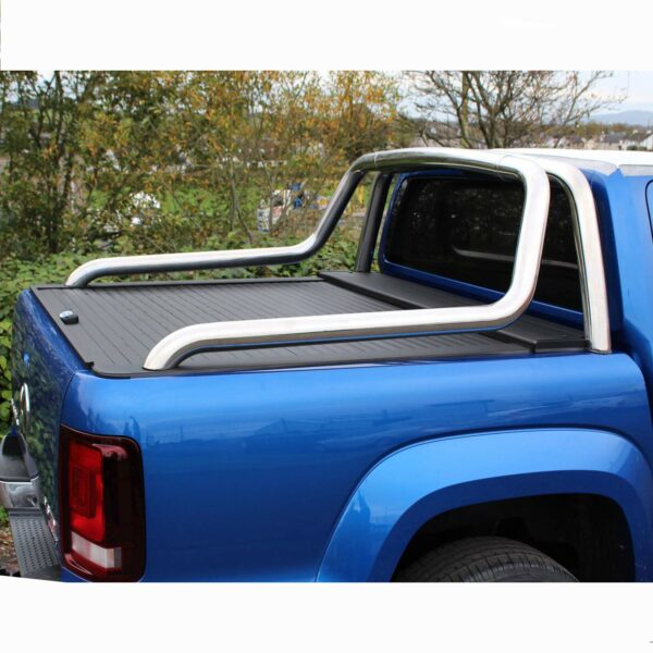 VW Amarok Roll Bar Stainless