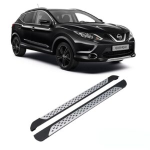 NISSAN QASHQAI 2015 ON SIDE STEPS