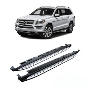 MERCEDES BENZ GL X164 2013 ON SIDE STEPS