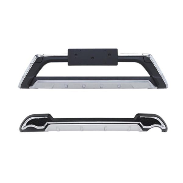 TOYOTA RAV 4 2016 ON STX FRONT AND REAR BUMPER PROTECTOR