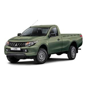 Mitsubishi L200 Series 5 Single Cab Accessories (2016 on)