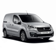 Peugeot Partner Accessories (2016 on)