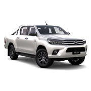 Toyota Hilux Mk8 Double Cab Accessories (2016-2019)