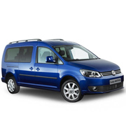 Volkswagen Caddy Accessories (2010-2014)