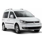 Volkswagen Caddy Accessories (2015 on)