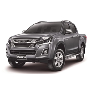 Isuzu D-Max Double Cab Accessories (2017 on)