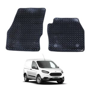ford courier 2014 on tailored mats