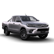 Toyota Hilux Mk8 Extra Cab Accessories (2016-2018)