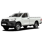 Toyota Hilux Mk8 Single Cab Accessories (2016 on)