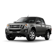 Isuzu D-Max Double Cab Accessories (2006-2011)