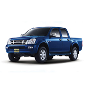 Isuzu D-Max Double Cab Accessories (2003-2006)