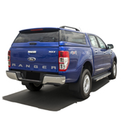 Ford Ranger T6 Double Cab Hardtops (2016 on)