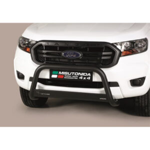 Ford Ranger Bull Bar - Black A Bar